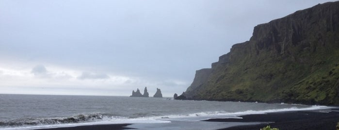 Reynisfjara is one of Iceland Grand Tour.