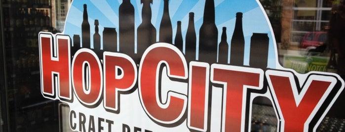 Hop City is one of alcoholic indulgence.