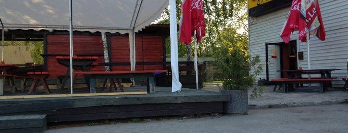 ToTo Baar is one of The Barman's bars in Tallinn.