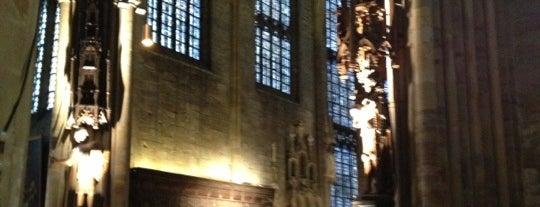 Reinoldikirche is one of 4sqRUHR Dortmund #4sqCities.
