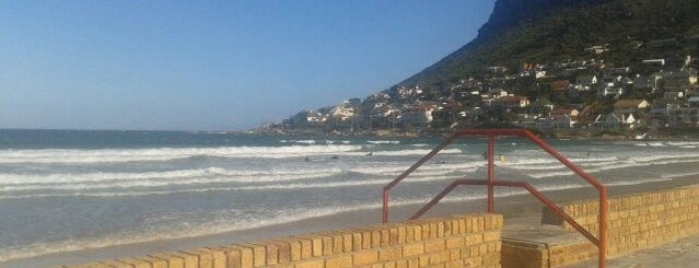 Fish Hoek Beach is one of Best places in Cape Town, South Africa.