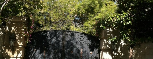 Michael Jackson's House is one of SoCal Shops, Art, Attractions.
