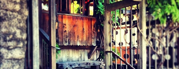 Chez Panisse is one of My Unequivocal Favorites.