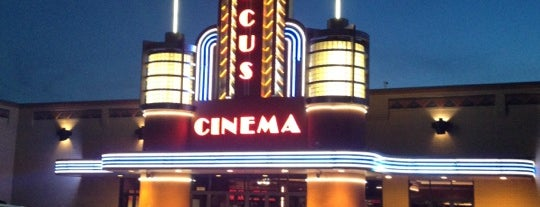 Marcus Orland Park Cinema is one of favorites.