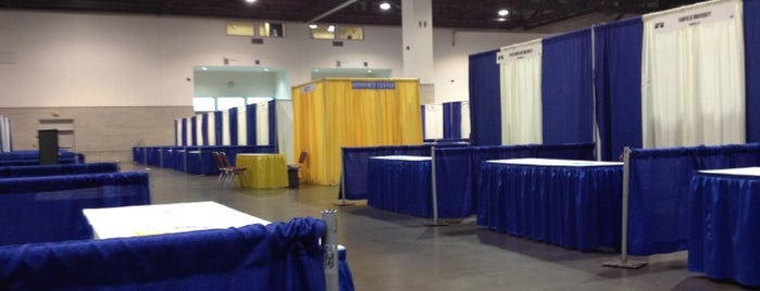 Rhode Island Convention Center is one of Providence, RI.