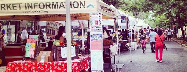 Jackson Heights Greenmarket is one of NEW YORK 6.