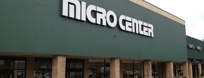 Micro Center is one of 2012-02-08.