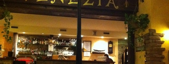 Trattoria Venezia is one of I have been here.