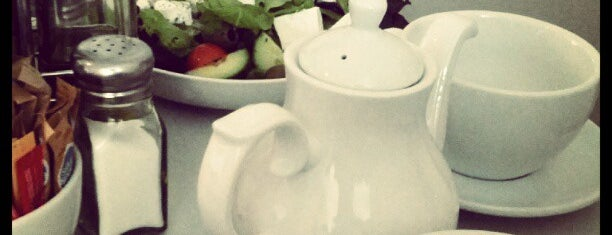 The Teapot is one of Specialty Coffee Shops Part 2 (London).