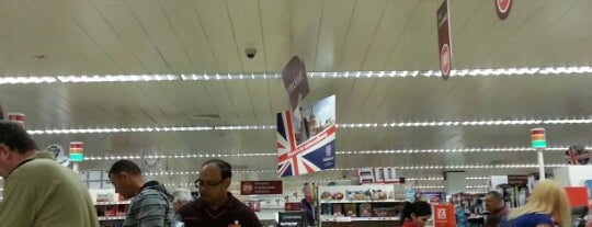 Sainsbury's is one of Places I Frequent.