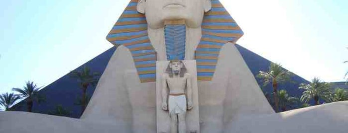Luxor Hotel & Casino is one of I  2 TRAVEL!! The PACIFIC COAST✈.