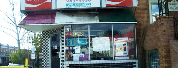 Falls Road Carry-Out is one of Best of Baltimore - Cheap Eats.