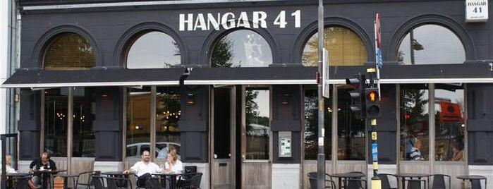 Hangar 41 is one of Must-visit Nightlife Spots in Antwerpen.