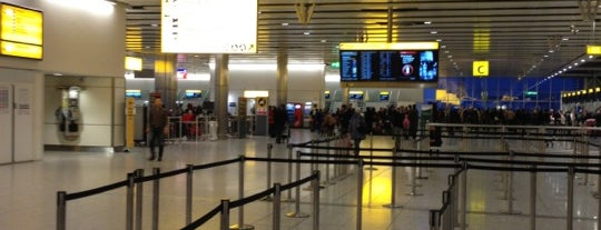 Terminal 4 is one of I Love Airports!.
