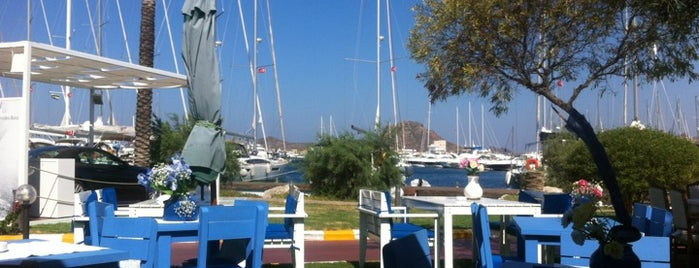 Mozart Cafe is one of Bodrum.