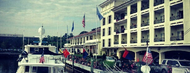 Delamar Greenwich Harbor is one of Great Stays.
