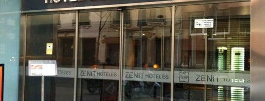Zenit Borrell Hotel Barcelona is one of Los mejores hoteles para esta noche en Barcelona.