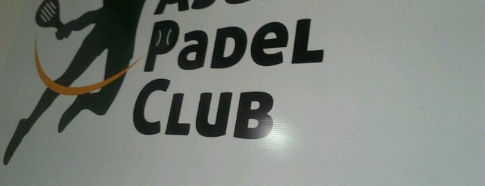 Asuncion Padel Club is one of Lugares a visitar.