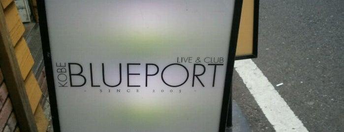 Kobe Blueport is one of 関西でサブカルイベントのあるクラブ等.