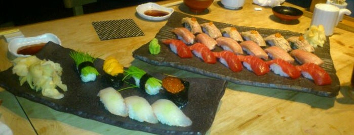 Gonpachi is one of Tokyo as a local.