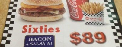 Sixties Burger is one of ¡Cui Cui ha estado aquí!.