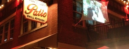 Park Street Patio Is One Of The 7 Best Nightclubs In Columbus.
