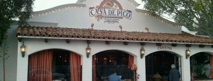 Casa De Pico is one of Favorite Eats.