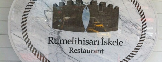 İskele Restaurant is one of Istanbul's Best Seafood - 2013.