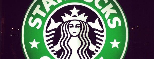 Starbucks is one of Cité DIX30.