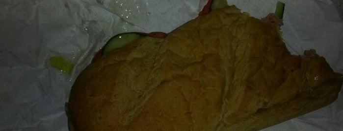 SUBWAY is one of Claremore.