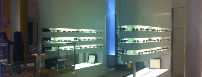 ILORI is one of best eyeglass stores for four eyed fun.