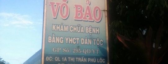 Lương y Võ Baor is one of Huế.