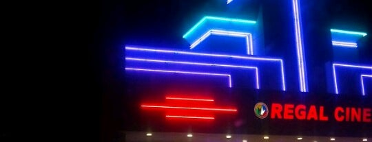 Regal Cinemas Sonora 10 is one of Sonora's Active Four Square List.
