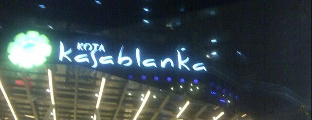 Kota Kasablanka is one of Malls in Jabodetabek.