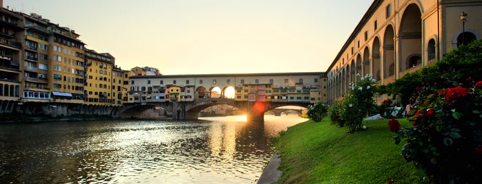 Ponte Vecchio is one of Florence Bars, Cafes, Food, POI.