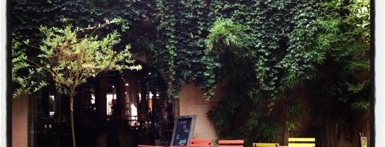 Terrasse is in the Garden - Brussels