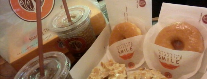 J.Co Donuts & Coffee is one of Visited Places in Yogyakarta :).