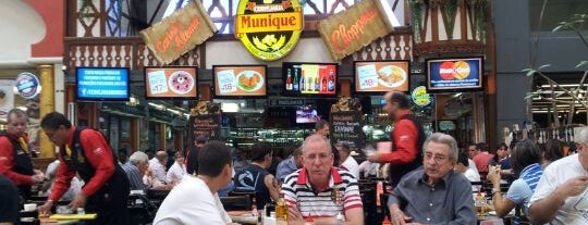 Cervejaria Munique is one of My food places.