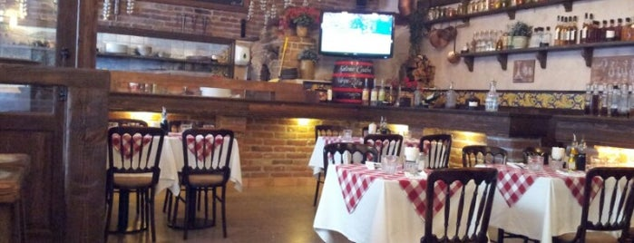 Trattoria Mamma is one of Europe.