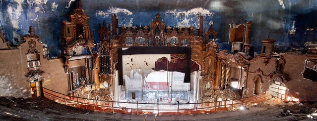 Keith's Theatre is one of Abandoned NYC.