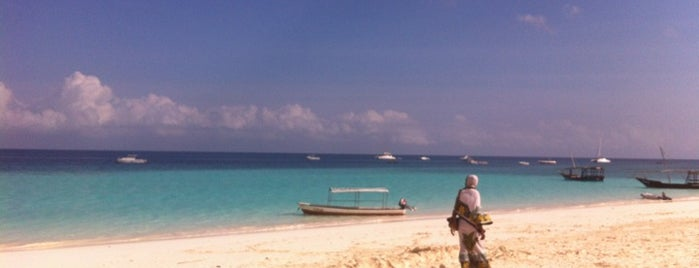 Kendwa Beach is one of Tanzanya Zanzibar Gezilecek Yerler.