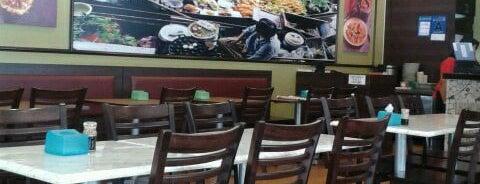 Bamboos Thai Cafe is one of 1. Selangor Darul Ehsan.