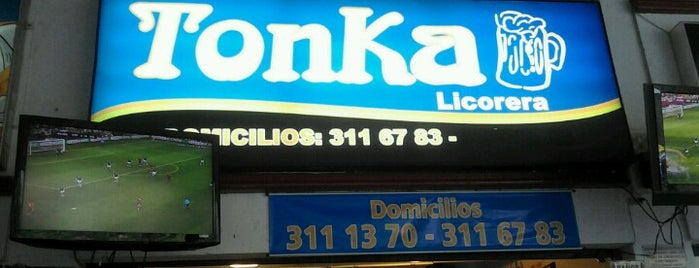 Tonka Licorera is one of RESTAURANTES MEDELLIN.