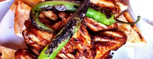 Meşhur Kanatçı Haydar'ın Yeri is one of to go & eat.