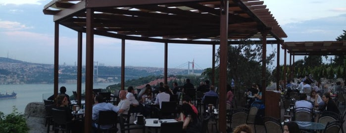 Ulus Cafe is one of Istanbul - Turkey - Peter's Fav's.