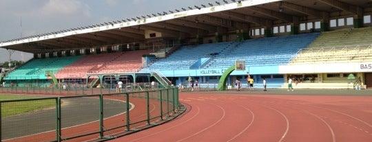 Marikina Sports Center is one of Manila.