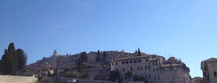 Sacro Convento di San Francesco is one of lugares espirituales.