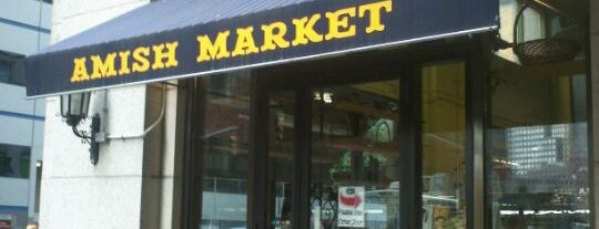 Amish Market Tribeca is one of NYC Eats.
