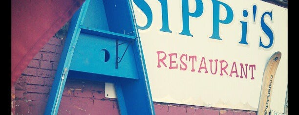 Sippi's American Grill & Craft Beer is one of QC/Iowa.