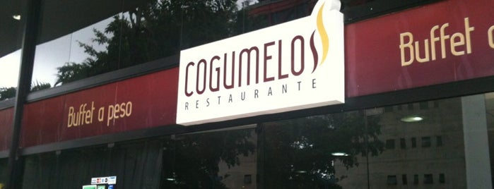 Restaurante Cogumelos (Buffet a peso) is one of Favorite Food.